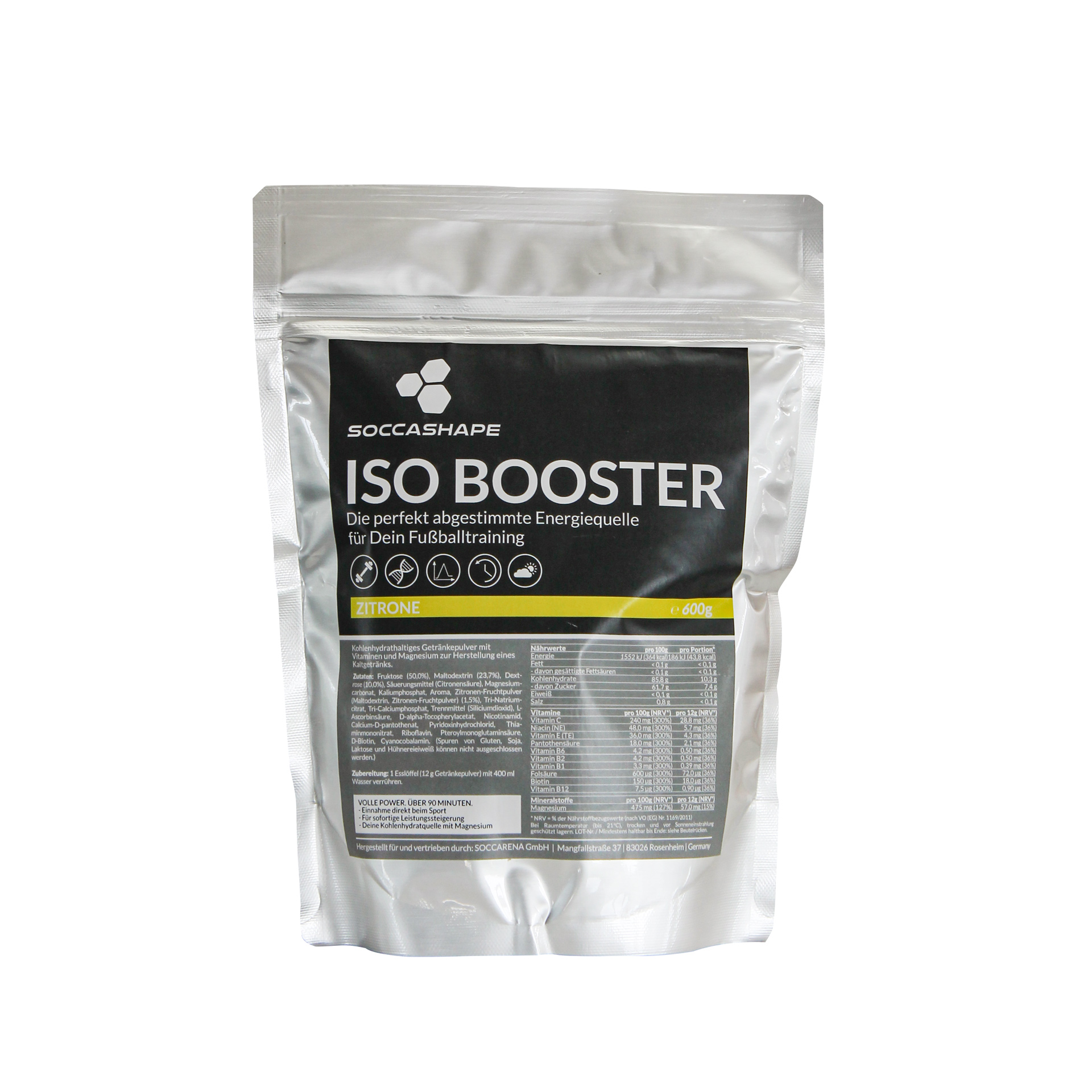 ISO BOOSTER